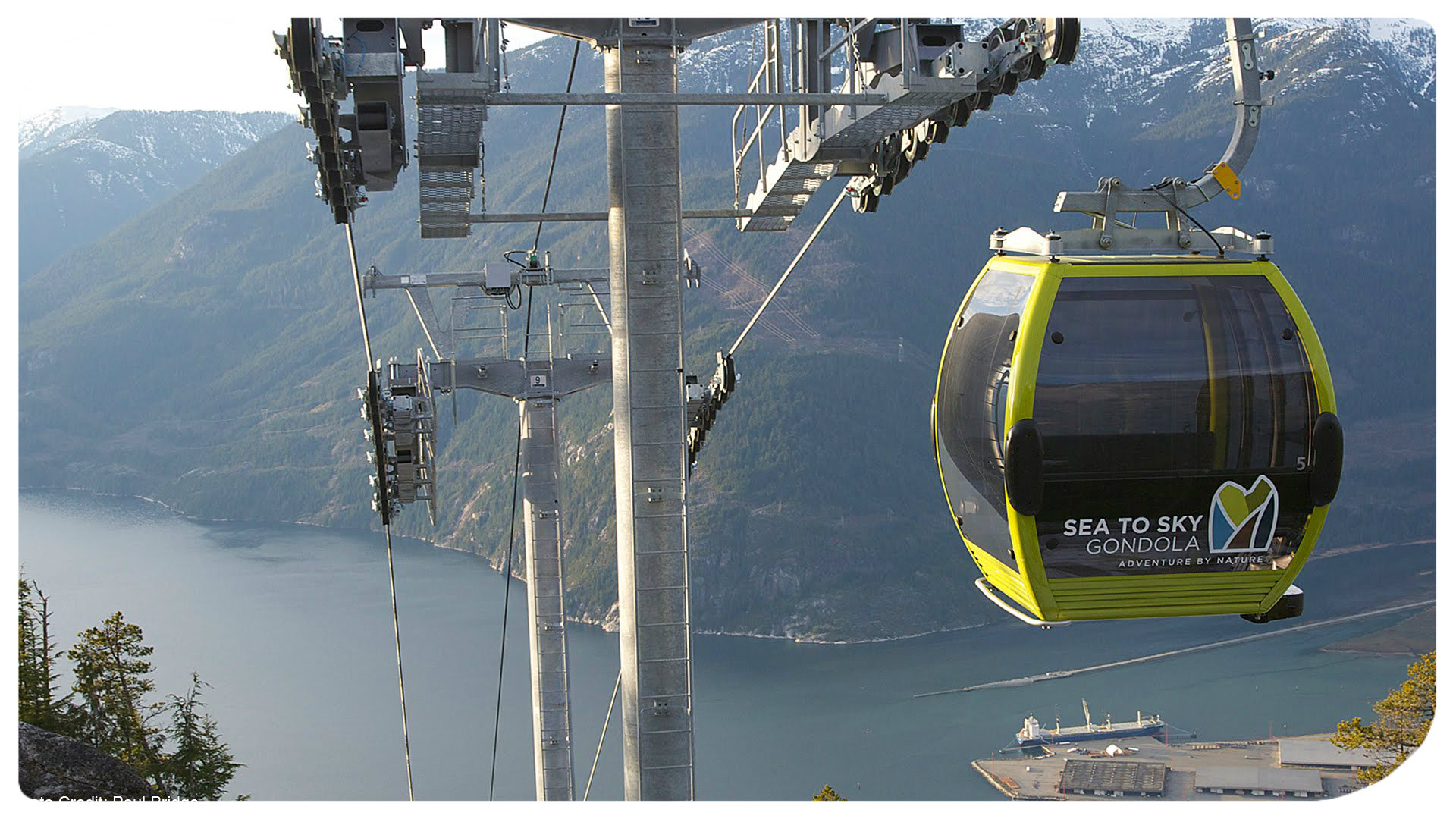 Sea to Sky Gondola Tour